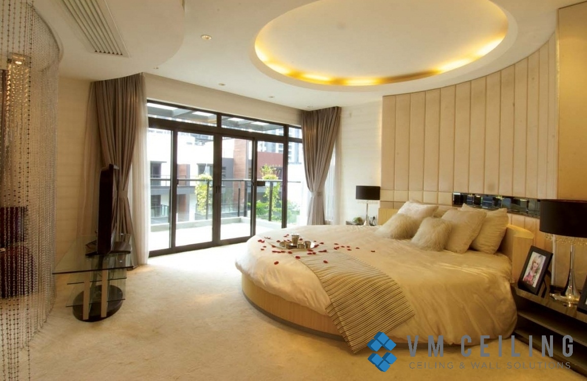 False Ceiling Designs Vm False Ceiling Singapore Partition Wall