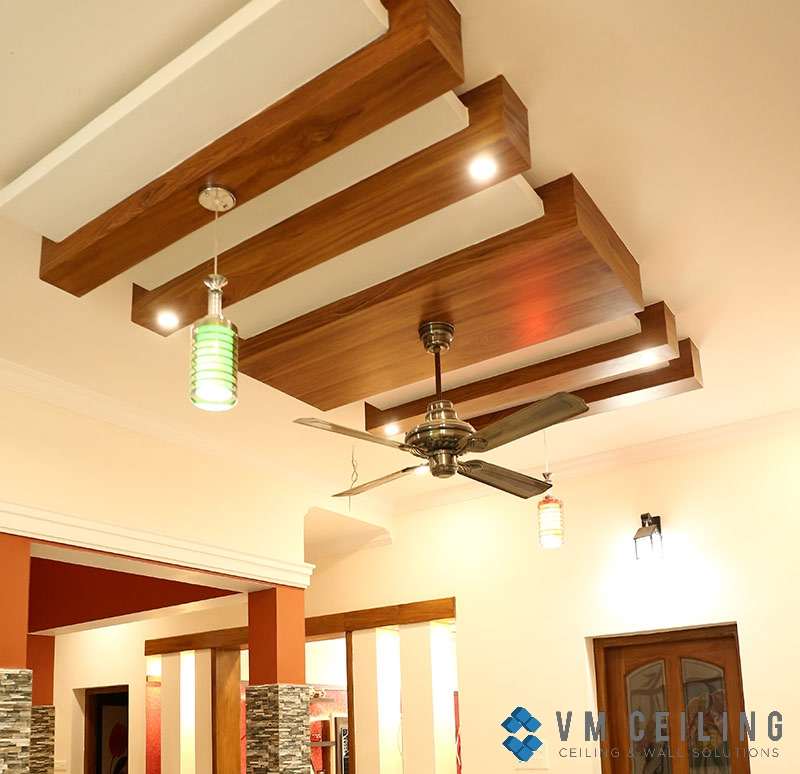 Wooden False Ceiling Materials