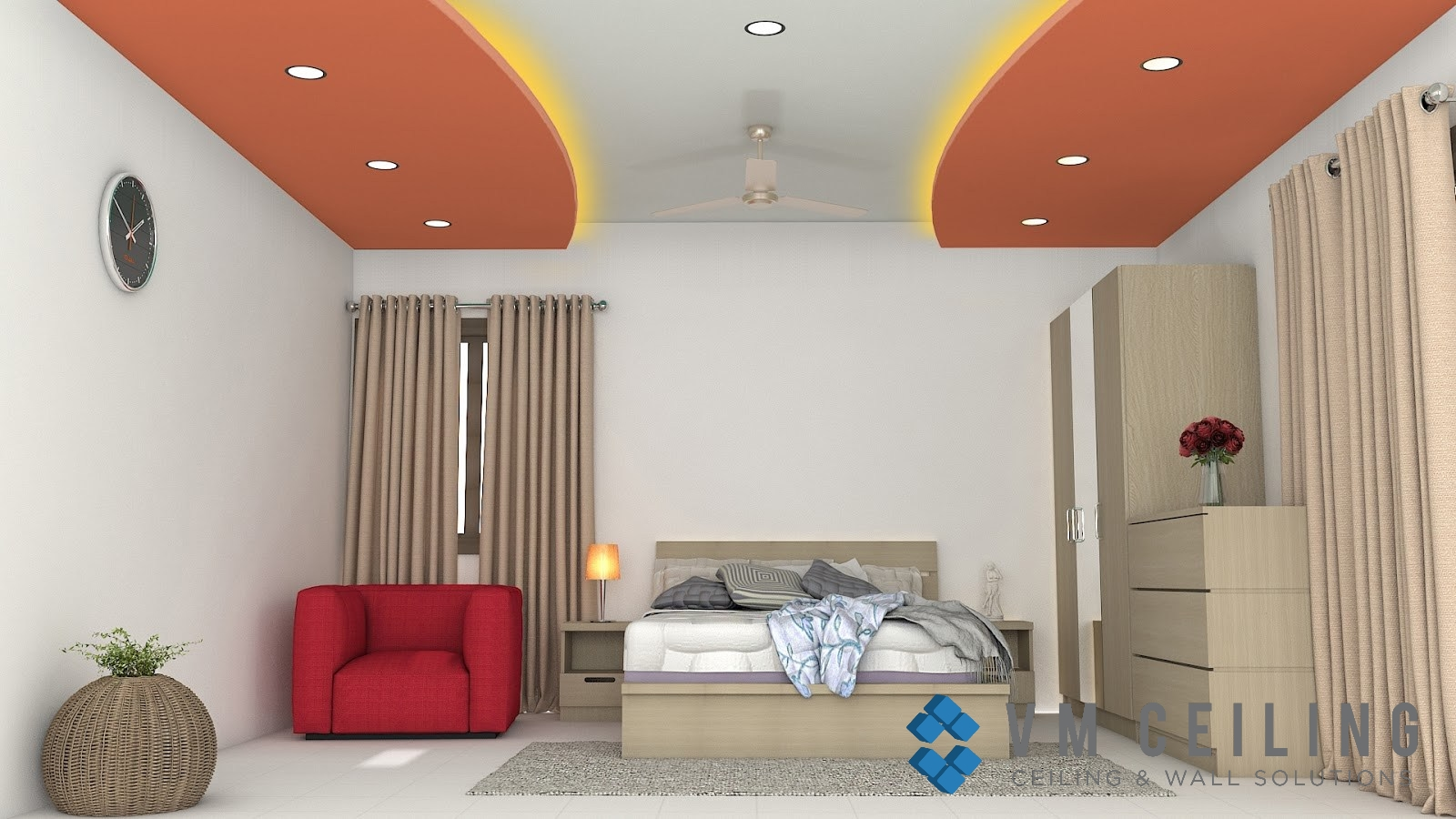 Things To Keep In Mind Before Getting A False Ceiling Done Vm