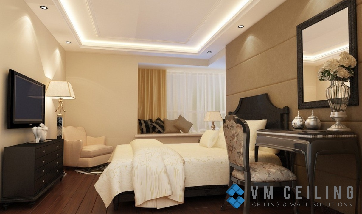 A Step By Step Guide On Diy False Ceiling Installation Vm