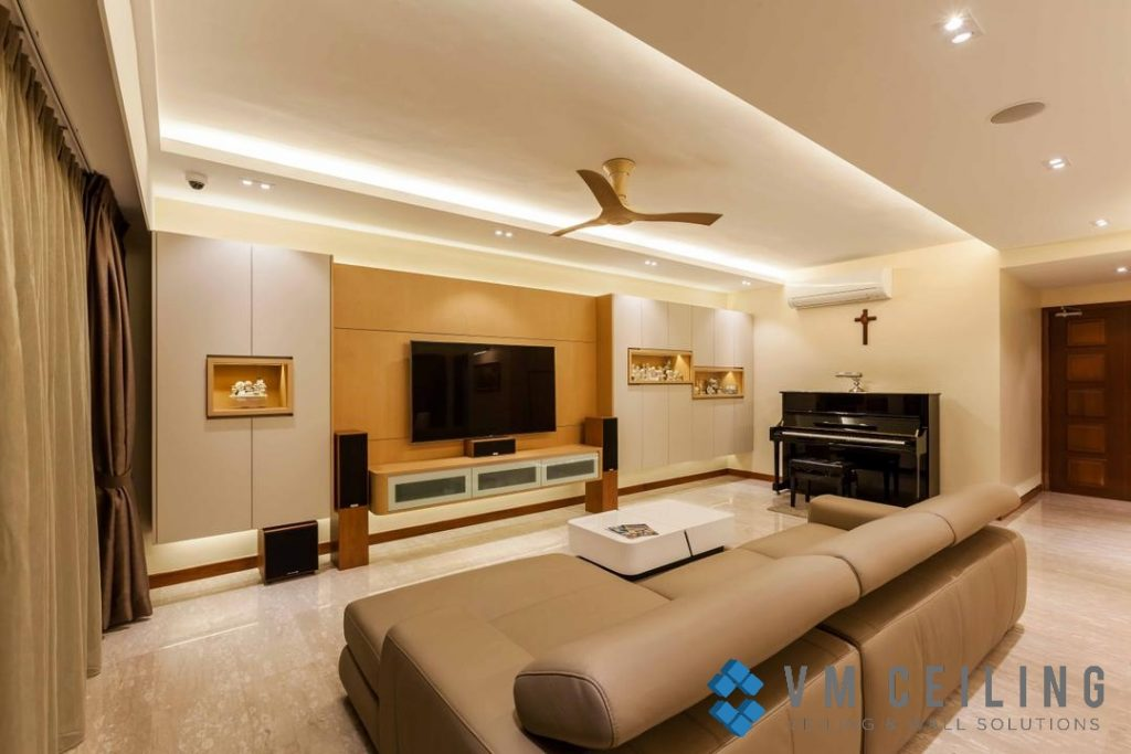 False Ceiling Design vm ceiling singapore