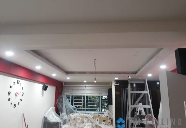 False Ceiling Archives - VM False Ceiling Singapore Partition Wall