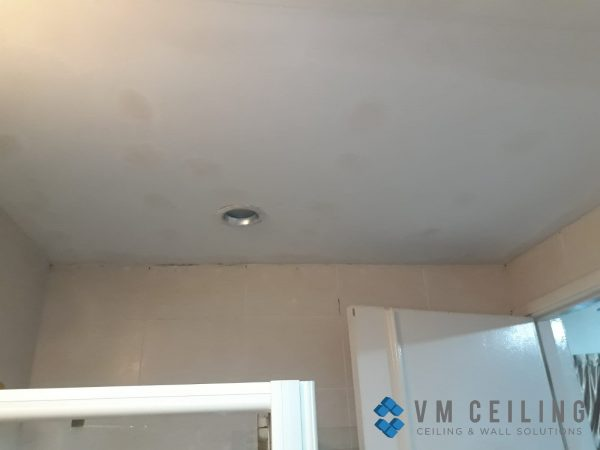 bathroom false ceiling downlights installation singapore condo choa chu kang 2