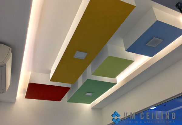 office meeting room false ceiling renovation vm ceiling singapore commercial bukit merah 4