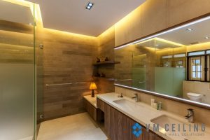bathroom cove ceiling vm false ceiling singapore partition wall