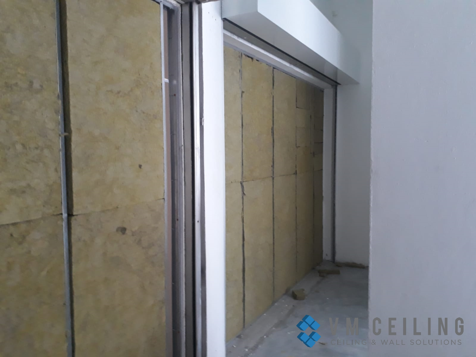 partition wall vm ceiling singapore commercial studio bukit batok 4