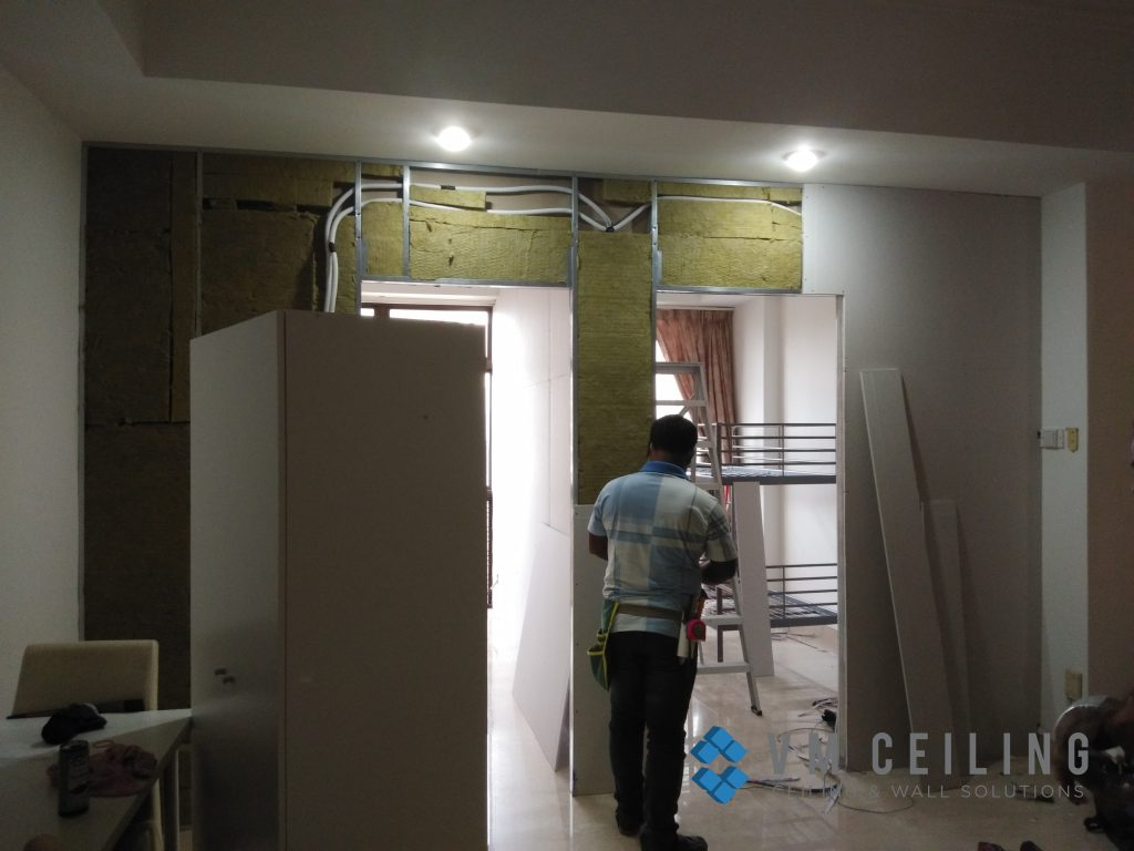 room partition wall cove lighting vm ceiling singapore condo orchard 2