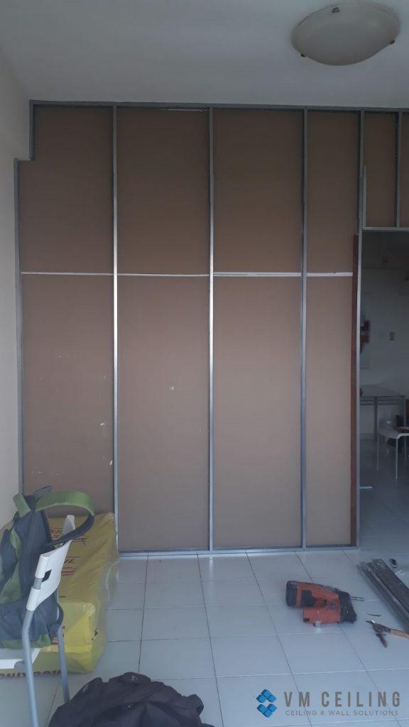 room partition wall vm ceiling singapore hdb east coast 1