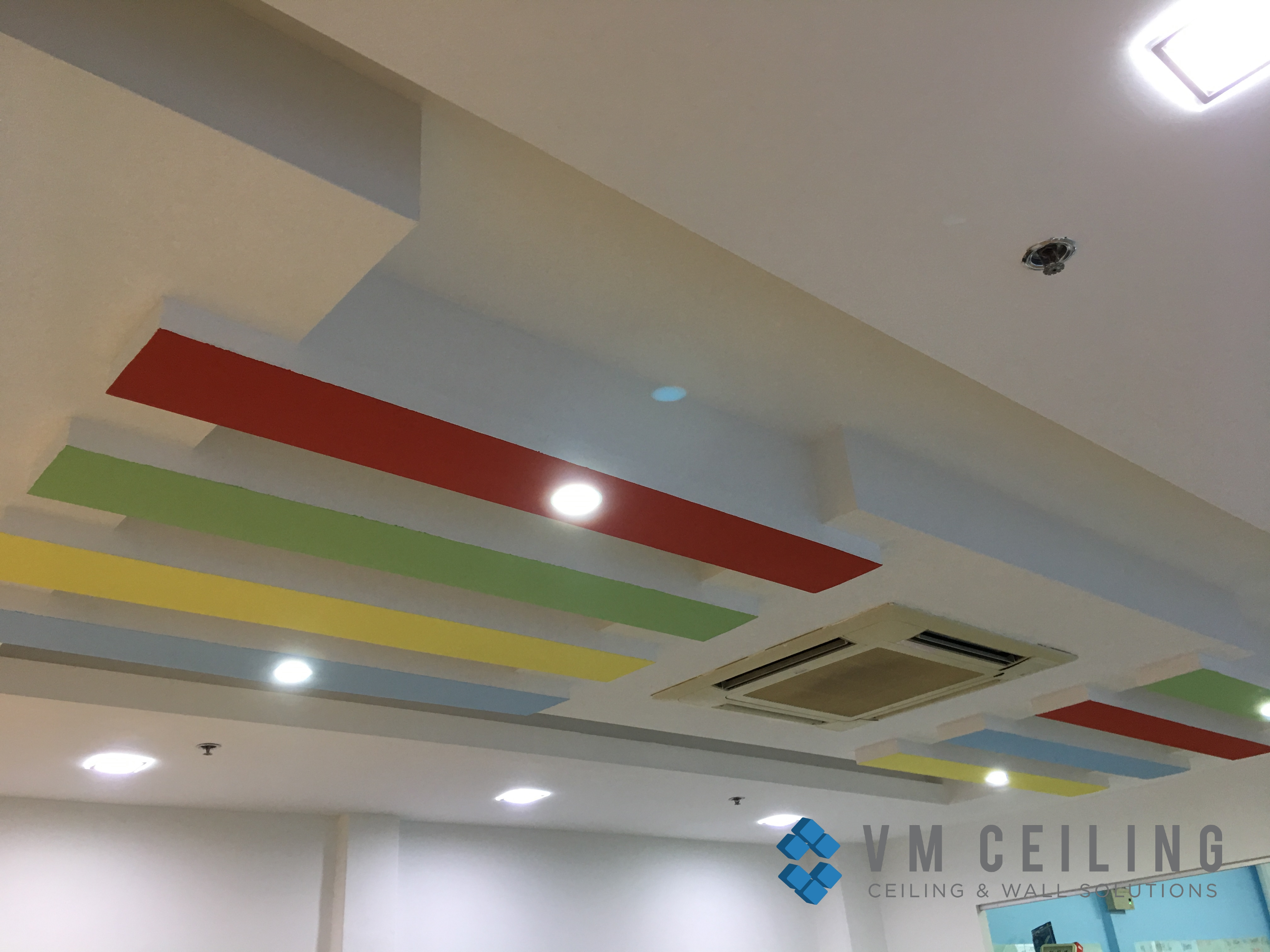 office false ceiling renovation vm ceiling singapore commercial bukit merah 12