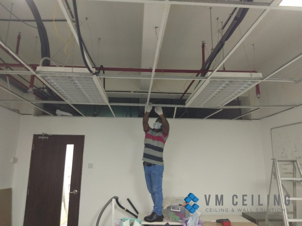 office false ceiling renovation vm ceiling singapore commercial bukit merah 2
