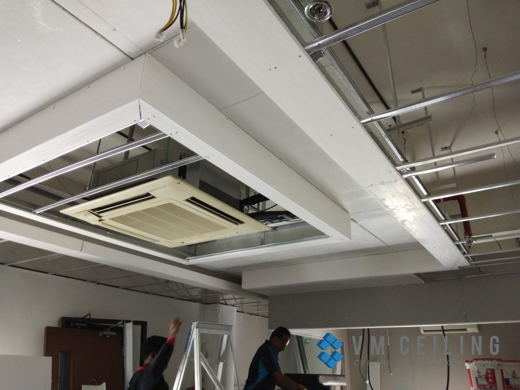 office false ceiling renovation vm ceiling singapore commercial bukit merah 6