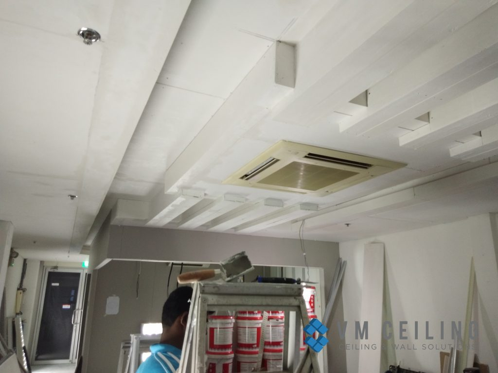 office false ceiling renovation vm ceiling singapore commercial bukit merah 7