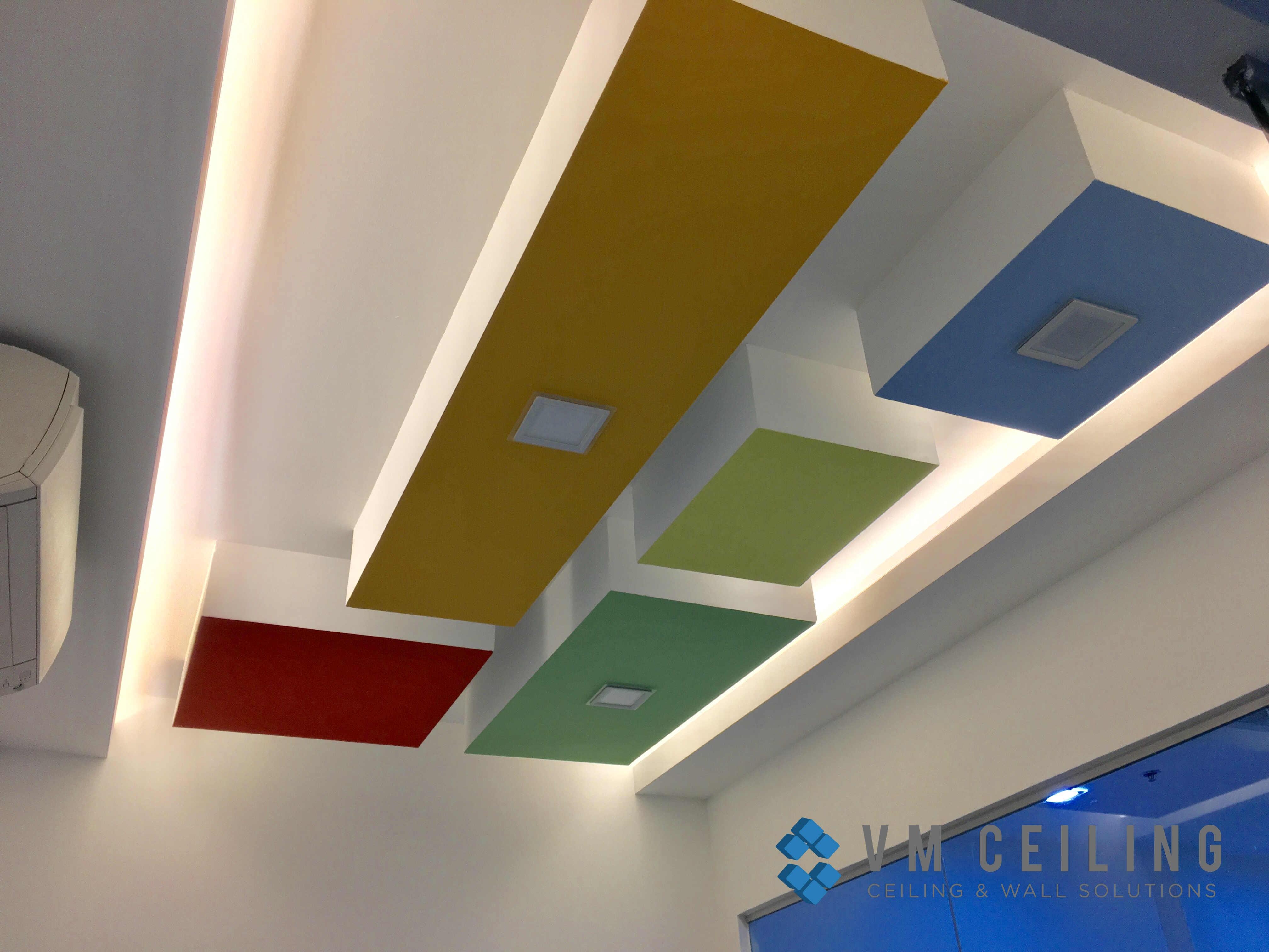 Gl Parion Wall Vm False Ceiling